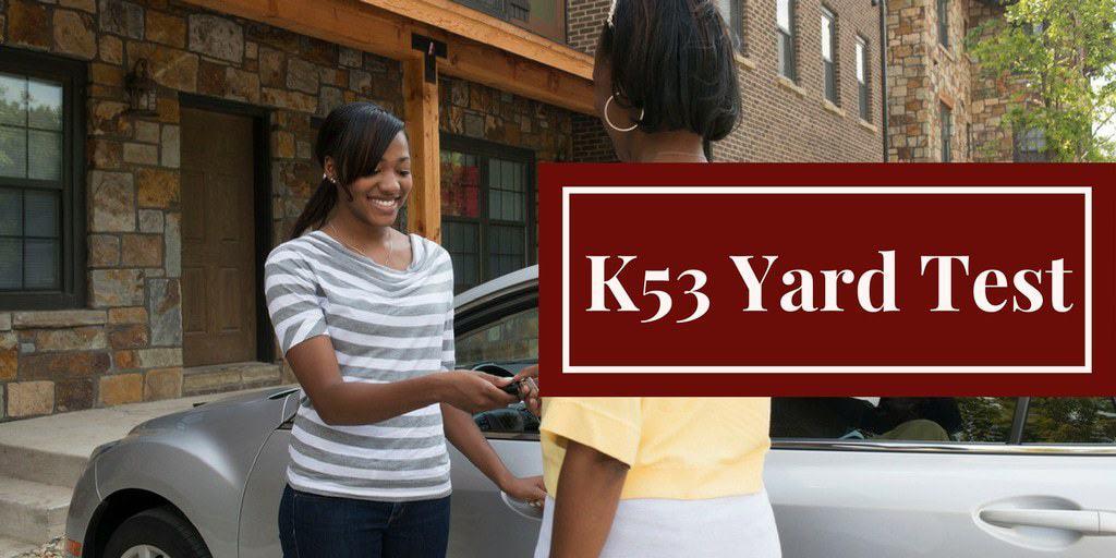 K53 Yard Test