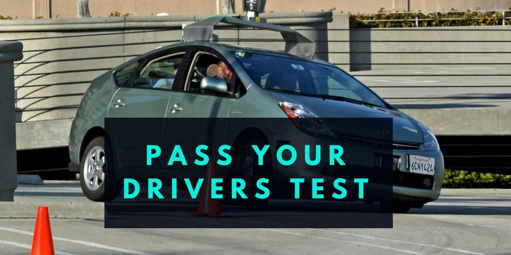 Pass Your Drivers Test