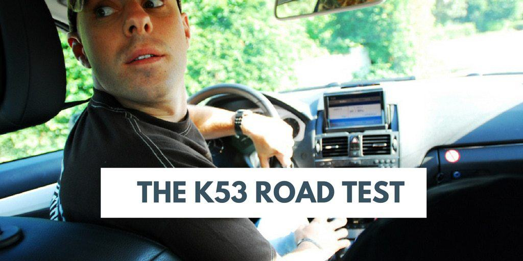 THE K53 ROAD TEST