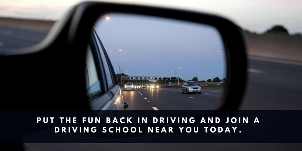 Join a driving school near you today